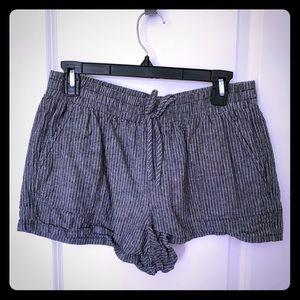 Joe B Striped Shorts. Size large.